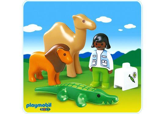 http://media.playmobil.com/i/playmobil/6744-A_product_detail/Vétérinaire / animaux sauvages 1.2.3