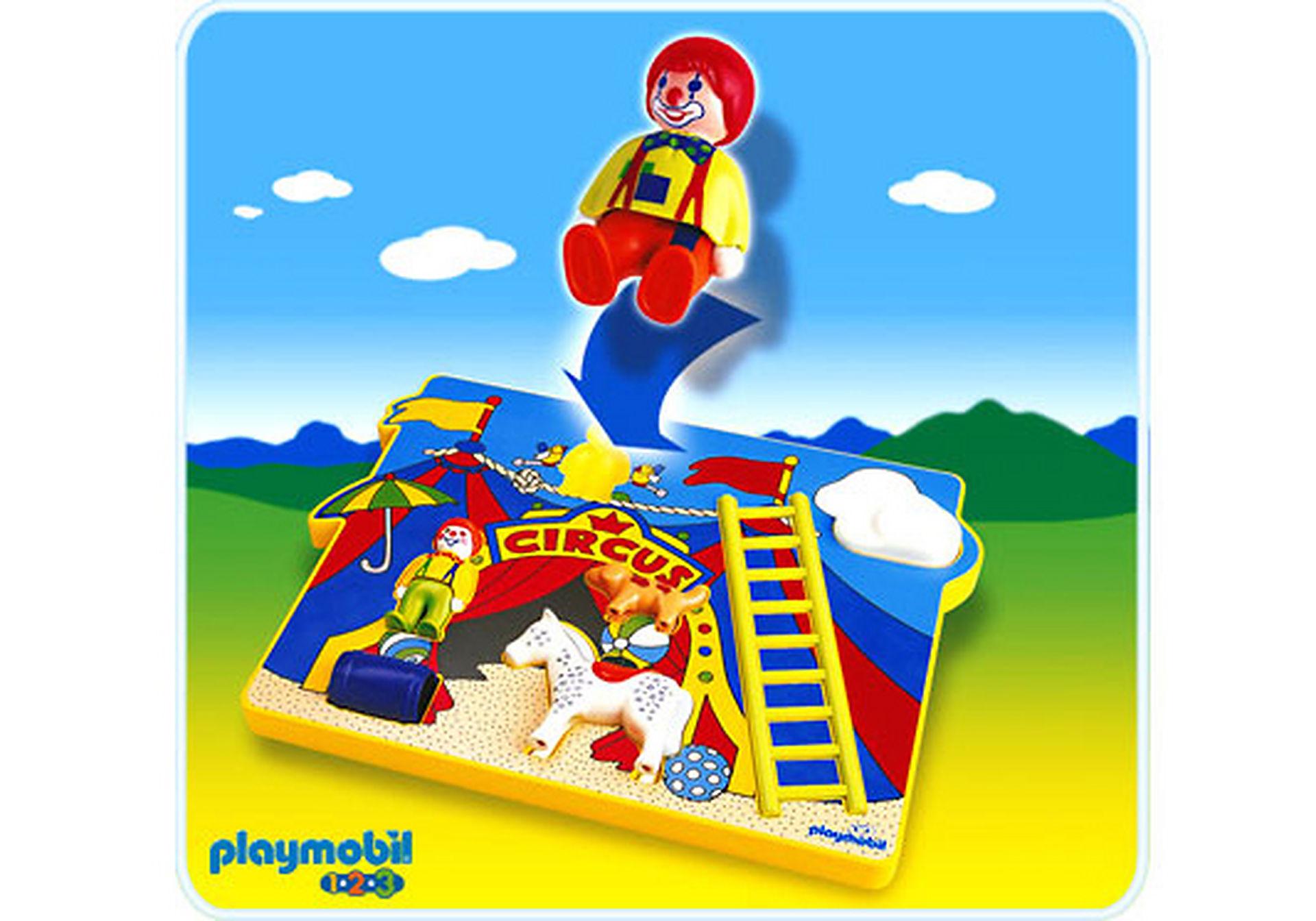 6747-A Spielpuzzle Zirkus zoom image1