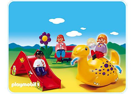 6748-A Enfants et aire de jeux detail image 1