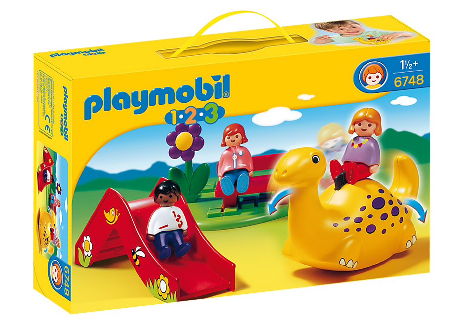 6748 Enfants et aire de jeux detail image 2