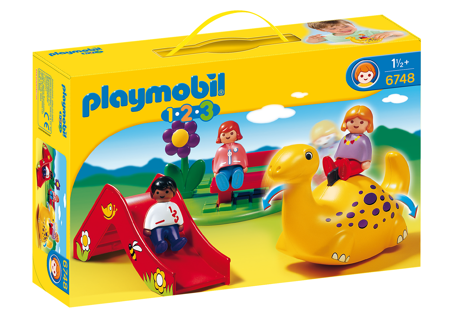 6748 Enfants et aire de jeux zoom image2