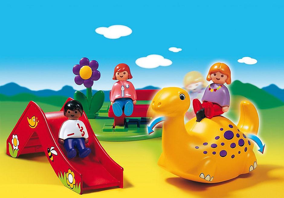 6748 Kinderspielplatz detail image 1