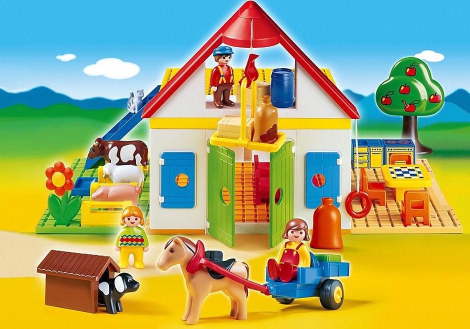 6750-A Mein großer Bauernhof detail image 1