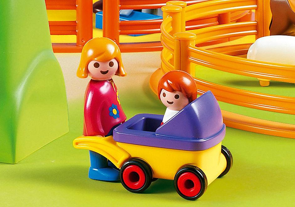 6754 Large Zoo detail image 6