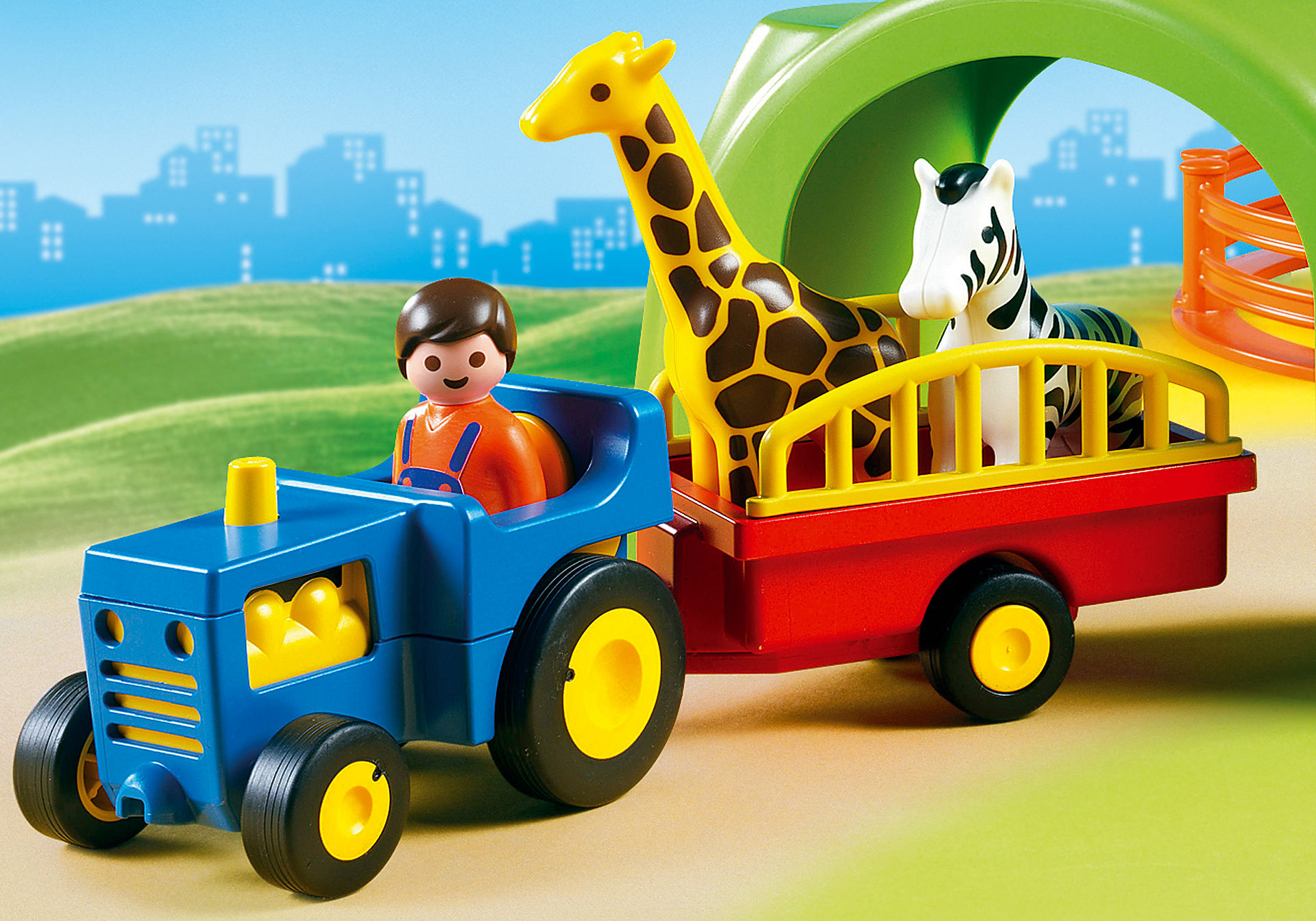 6754 Large Zoo zoom image7