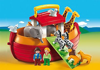 6765-A Arche de Noé transportable