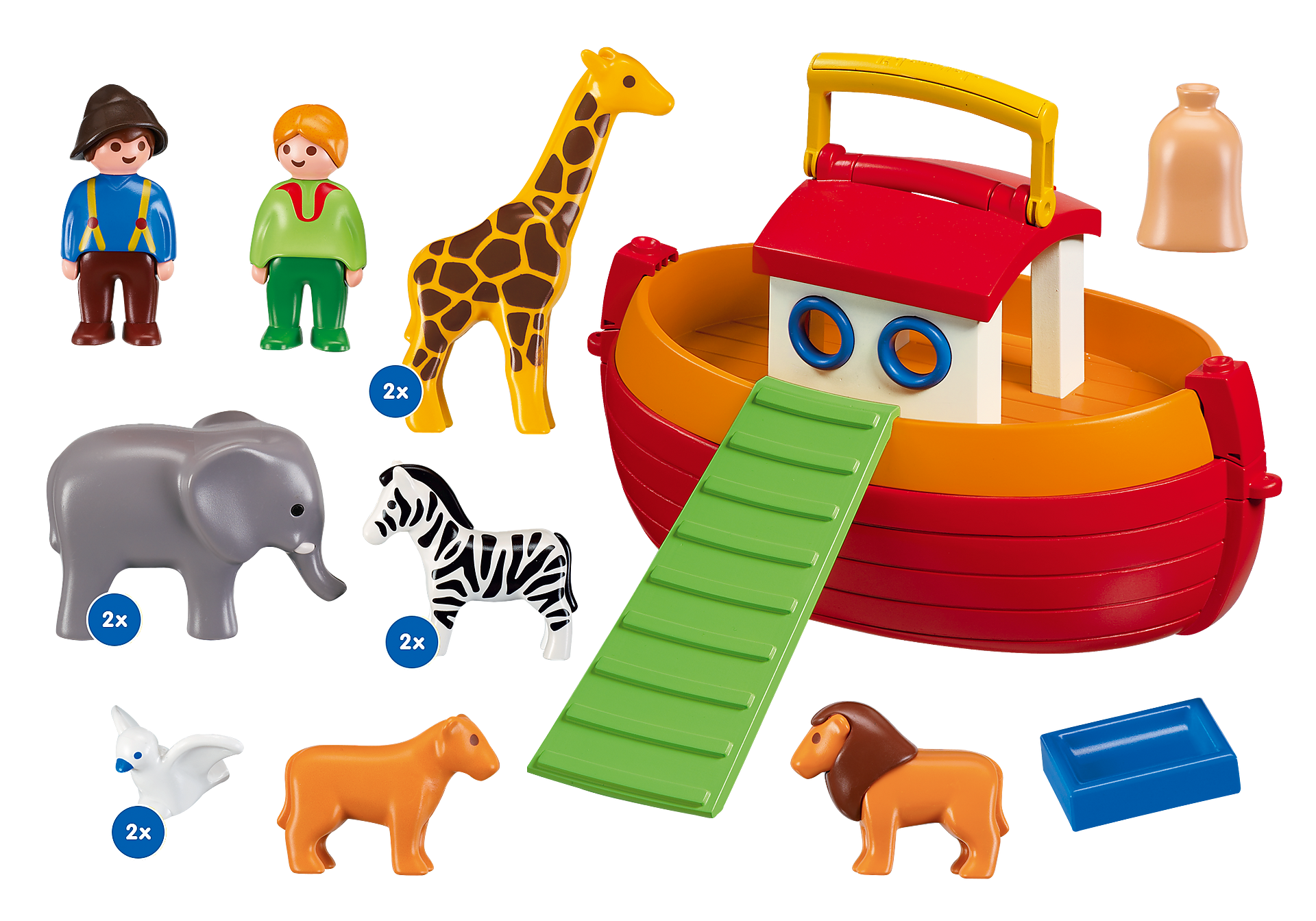 http://media.playmobil.com/i/playmobil/6765_product_box_back/1.2.3 Mala Arca de Noé
