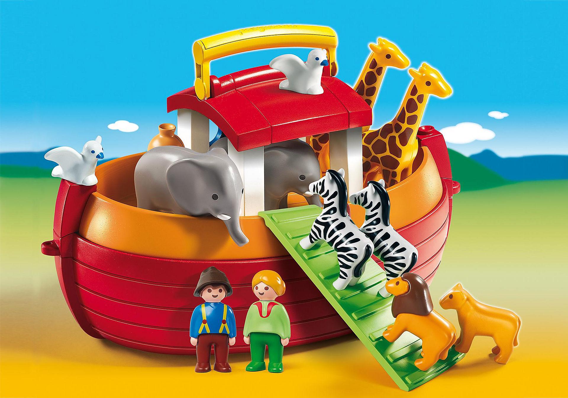 http://media.playmobil.com/i/playmobil/6765_product_detail/1.2.3 Arca de Noé Maletín