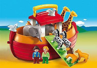 6765 Arche de Noé transportable