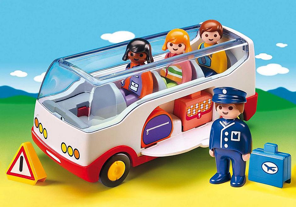 6773 Autocar de voyage detail image 1