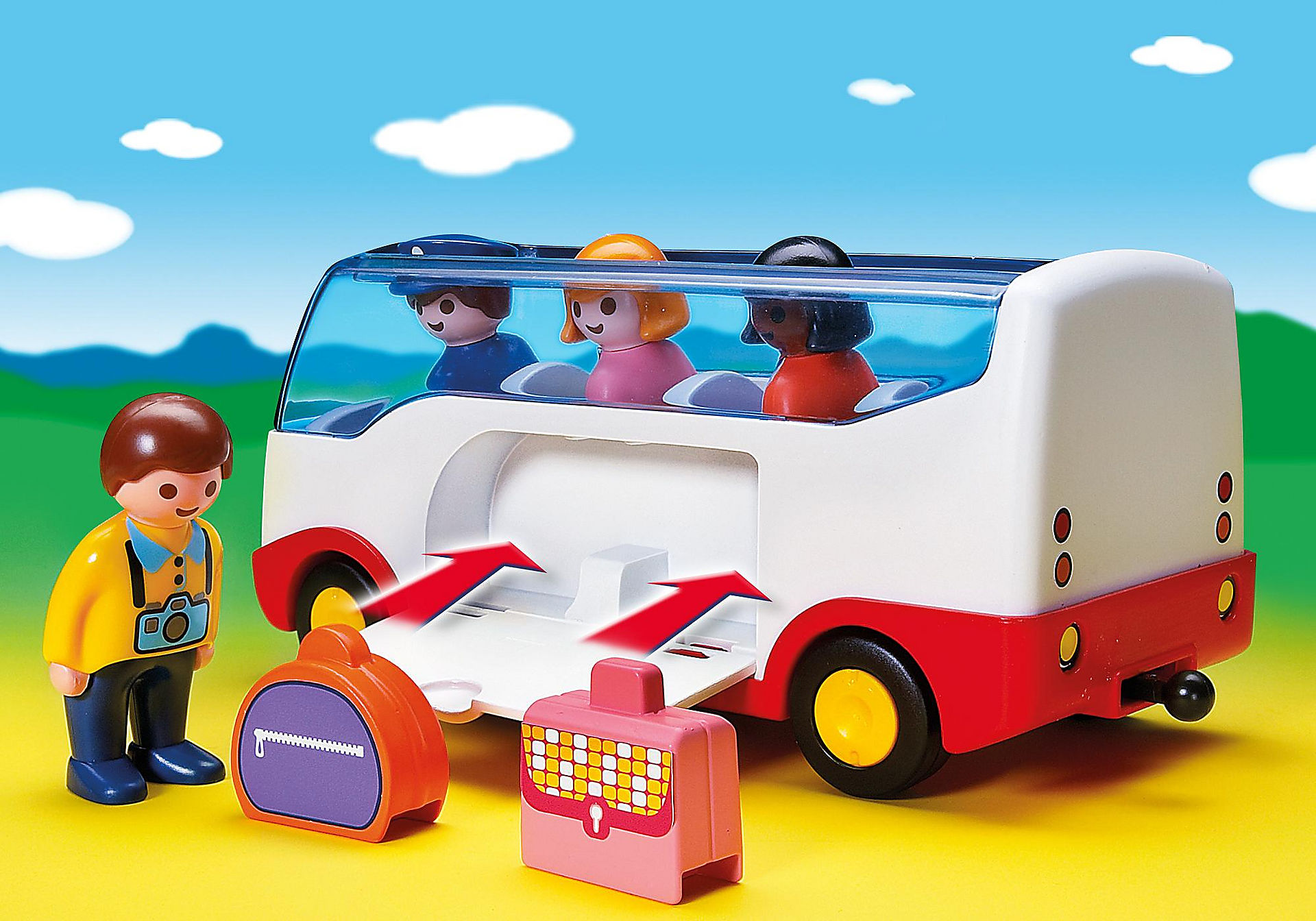 6773 Autocar de voyage zoom image4