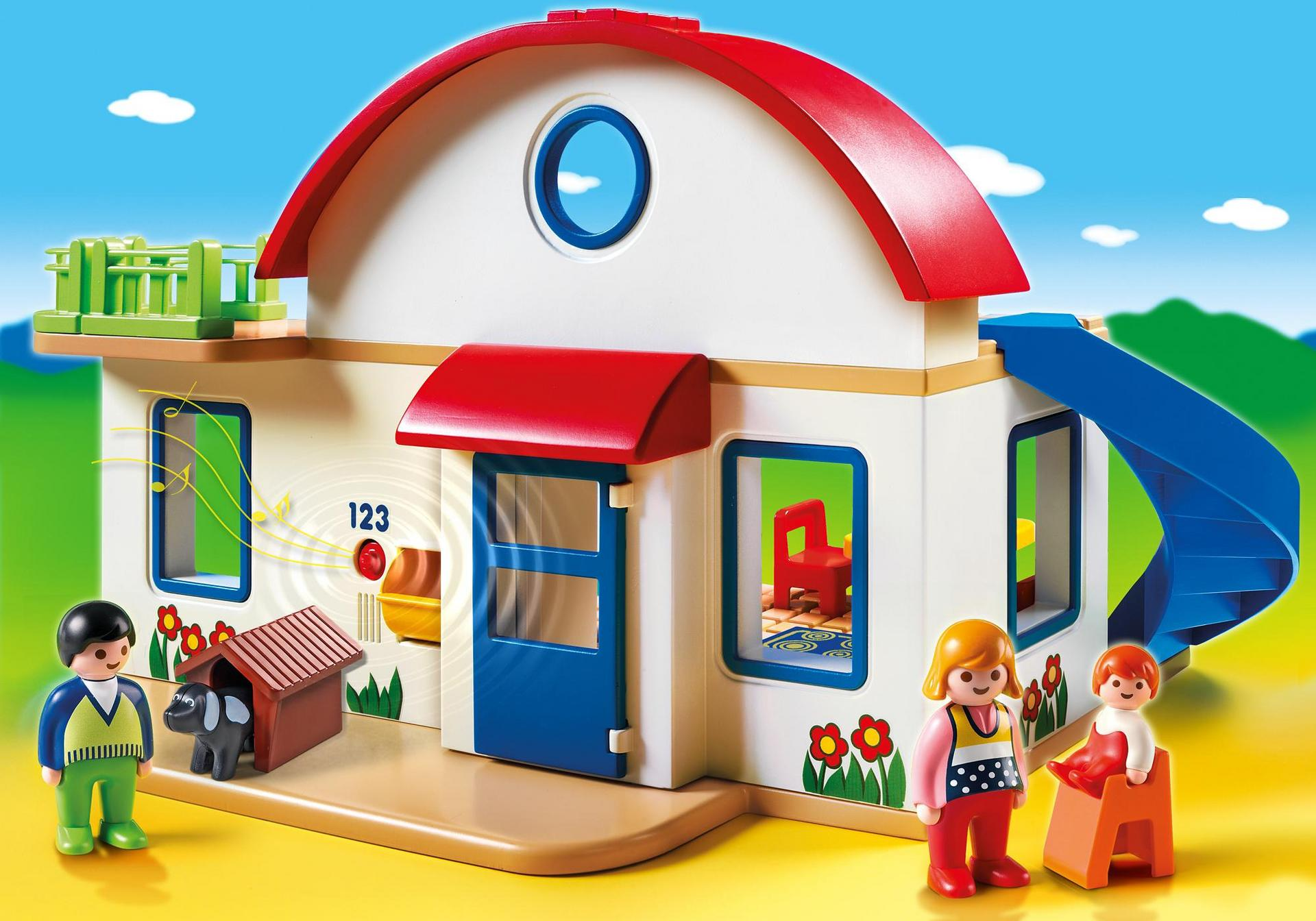 Maison de campagne 6784 playmobil france - Maison a donner gratuitement ...