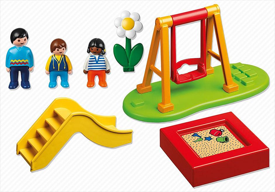 6785 Kinderspielplatz detail image 3