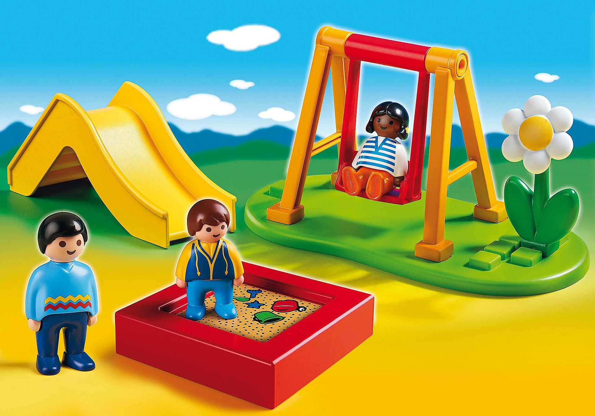 6785 Enfants et parc de jeux zoom image1