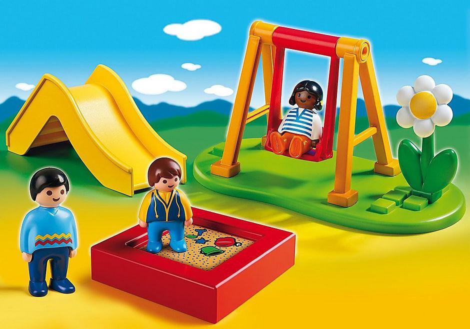 6785 Kinderspielplatz detail image 1