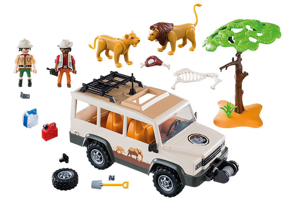 http://media.playmobil.com/i/playmobil/6798_product_box_back/Vehículo Safari con Leones
