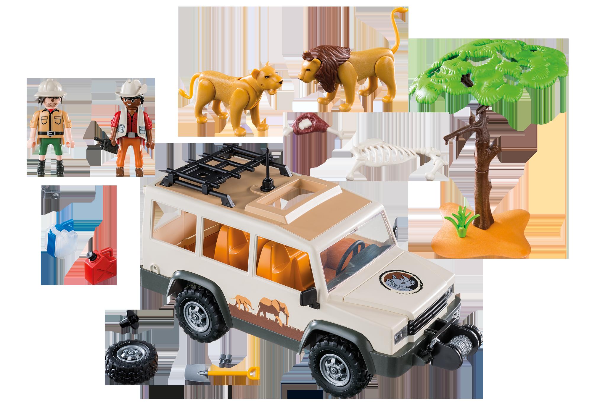 http://media.playmobil.com/i/playmobil/6798_product_box_back/Vehículo Safari con Leones