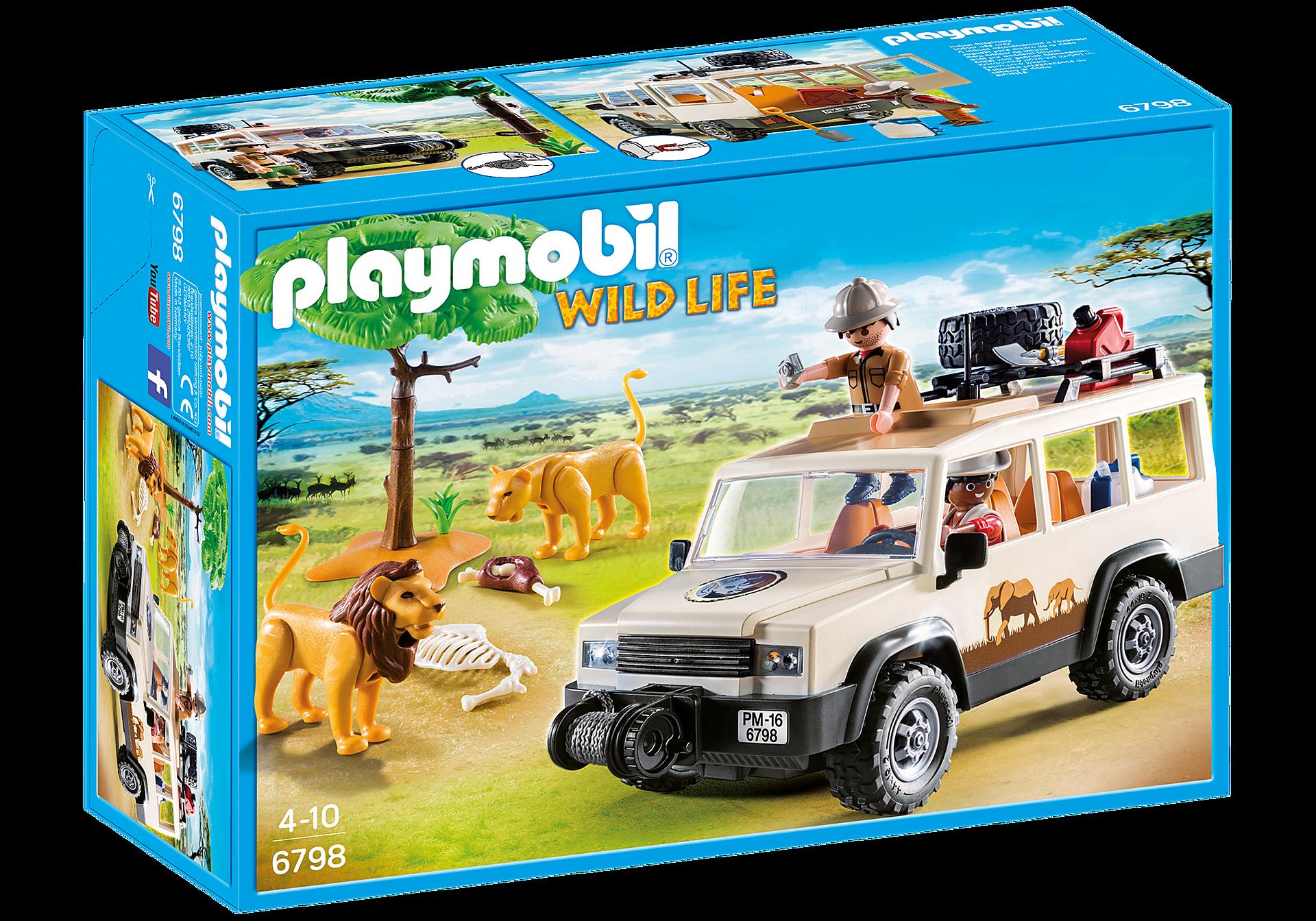 http://media.playmobil.com/i/playmobil/6798_product_box_front/Veículo de safari com leões