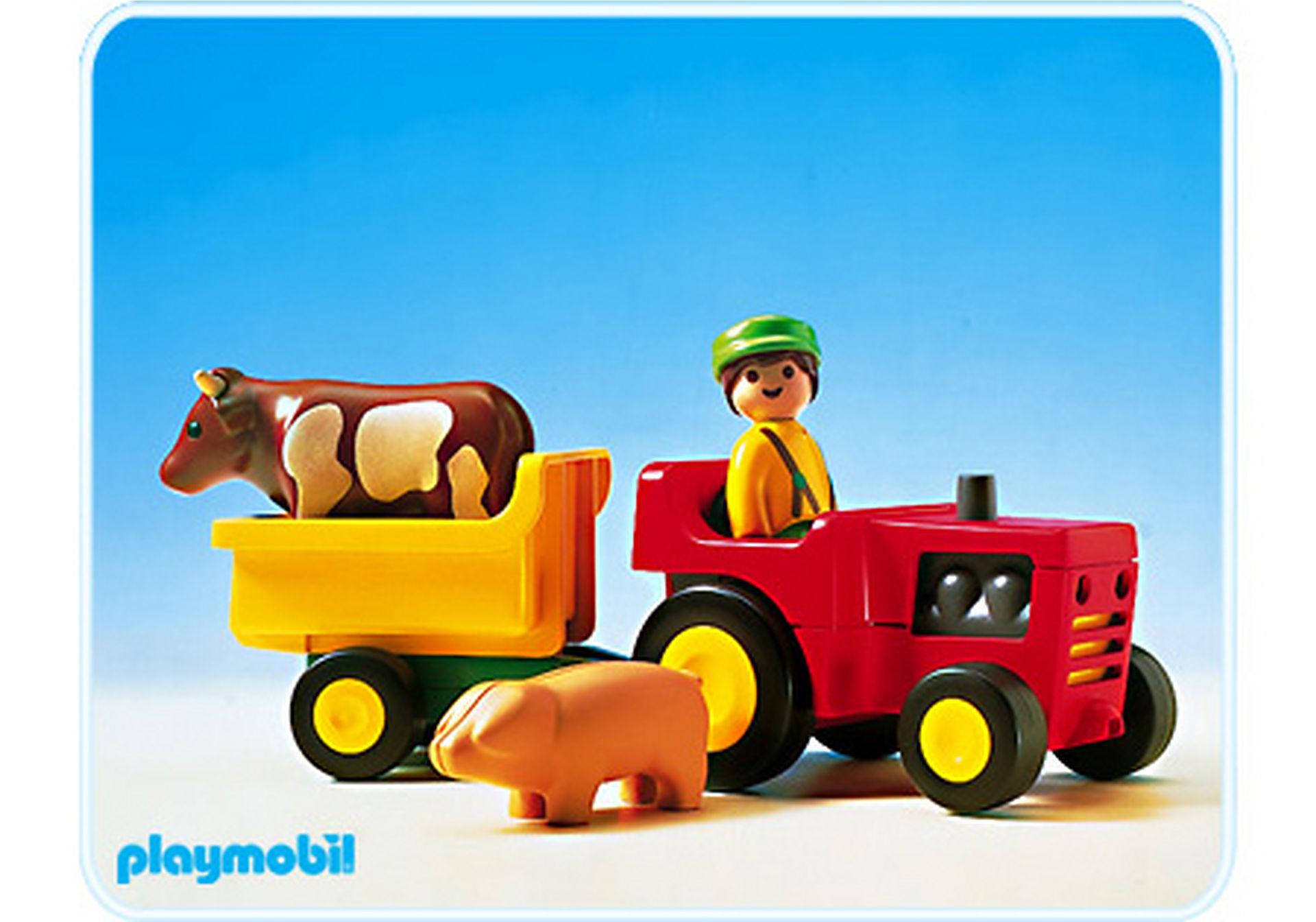 6801-A tracteur/remorq/fermier zoom image1