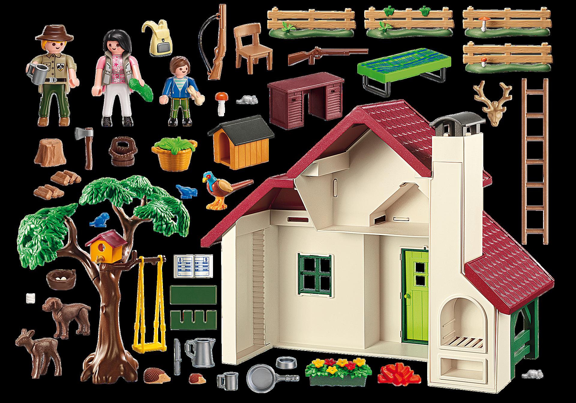 http://media.playmobil.com/i/playmobil/6811_product_box_back/Casa-rifugio del Guardaboschi