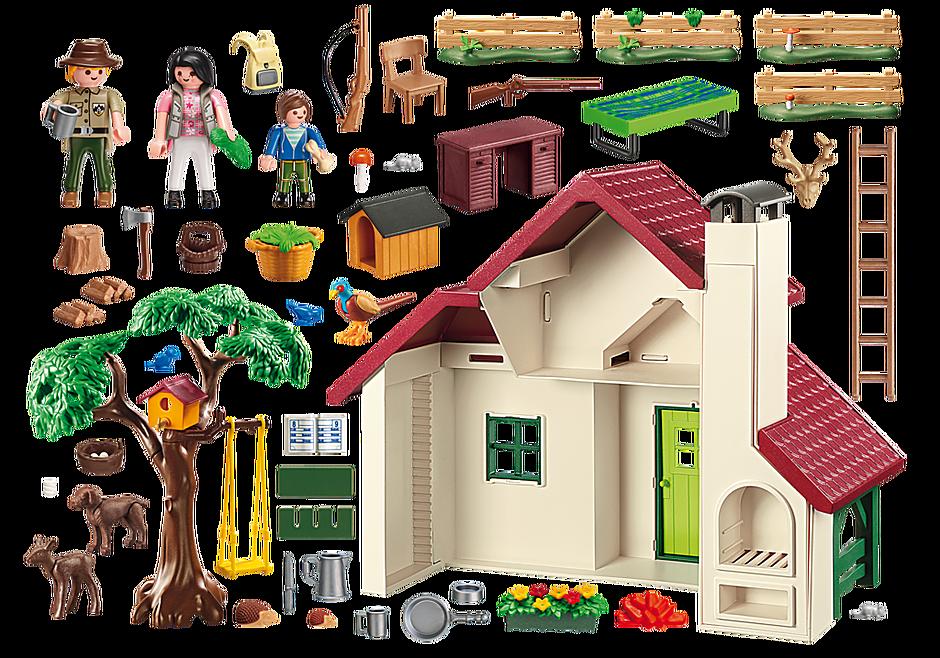 6811 Forest Ranger's House  detail image 4