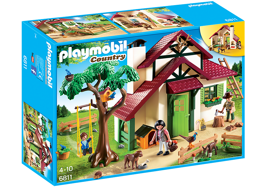 http://media.playmobil.com/i/playmobil/6811_product_box_front/Καλύβα δασοφύλακα