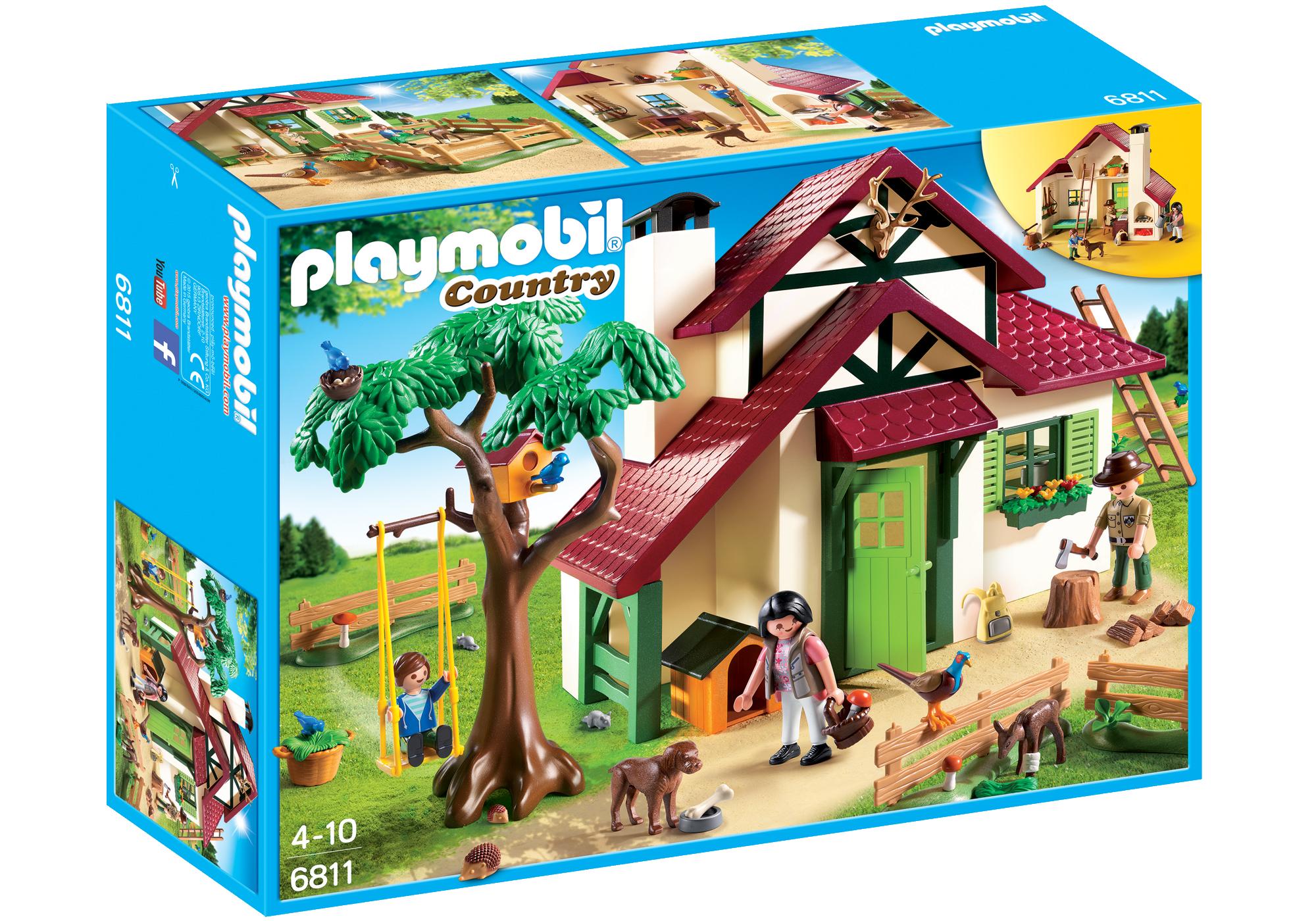 http://media.playmobil.com/i/playmobil/6811_product_box_front/Καλύβα δασοφύλακα