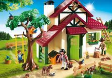 Playmobil Forest Ranger's House 6811