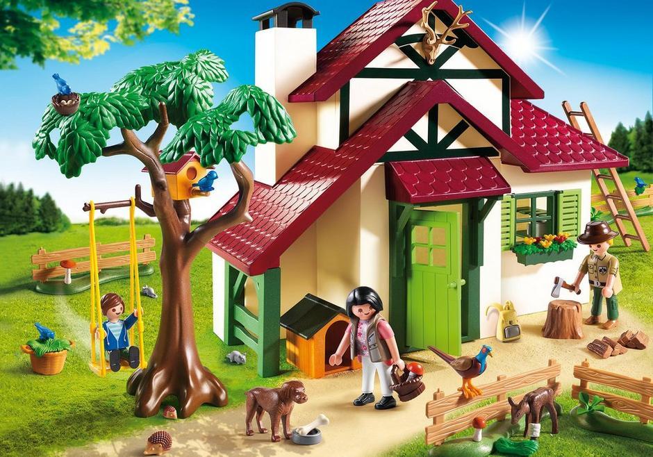 Forest Ranger's House