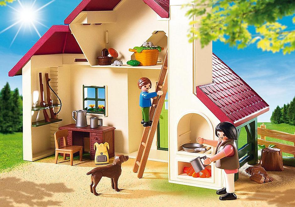 6811 Maison forestière detail image 5