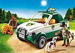 6812 Garde forestier avec pick-up