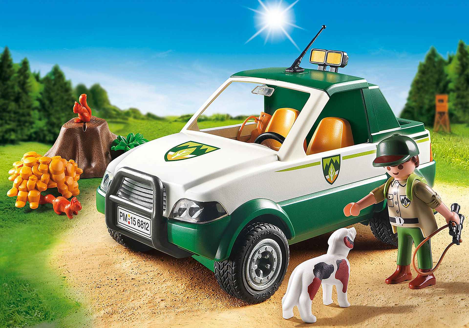 http://media.playmobil.com/i/playmobil/6812_product_detail/Guardabosque con Pick up