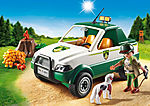 6812 Terreinwagen met boswachter