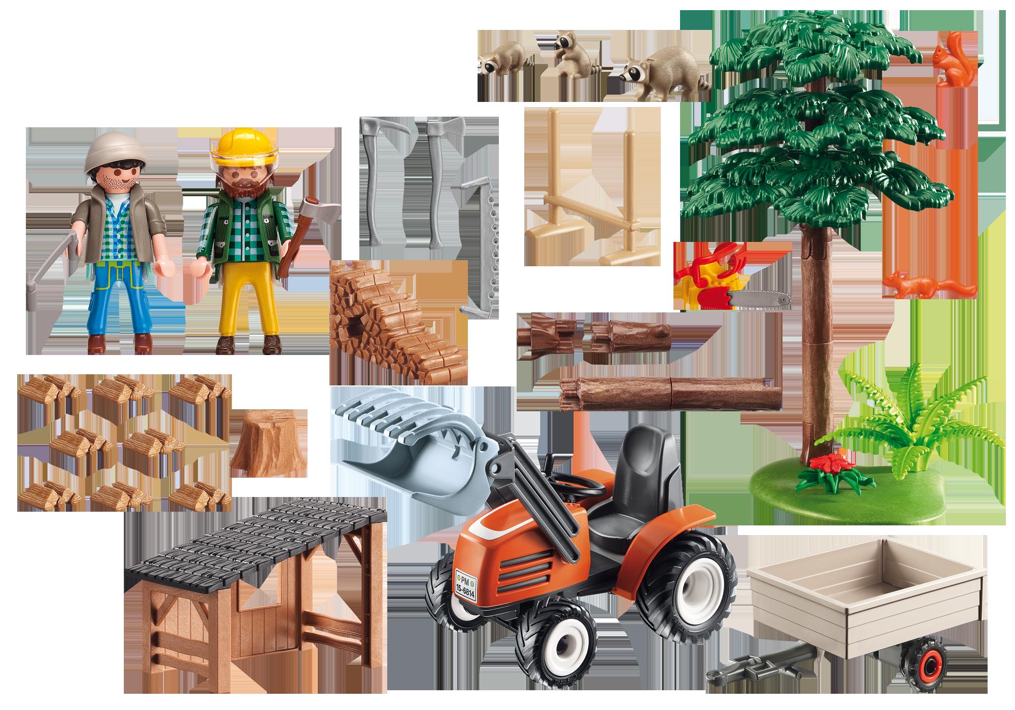 http://media.playmobil.com/i/playmobil/6814_product_box_back/Holzfäller mit Traktor