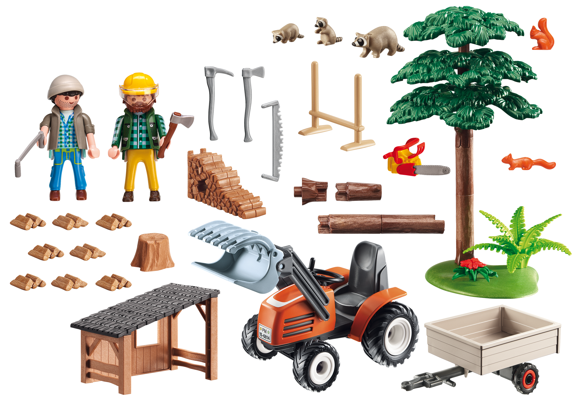http://media.playmobil.com/i/playmobil/6814_product_box_back/Lumber Yard with Tractor