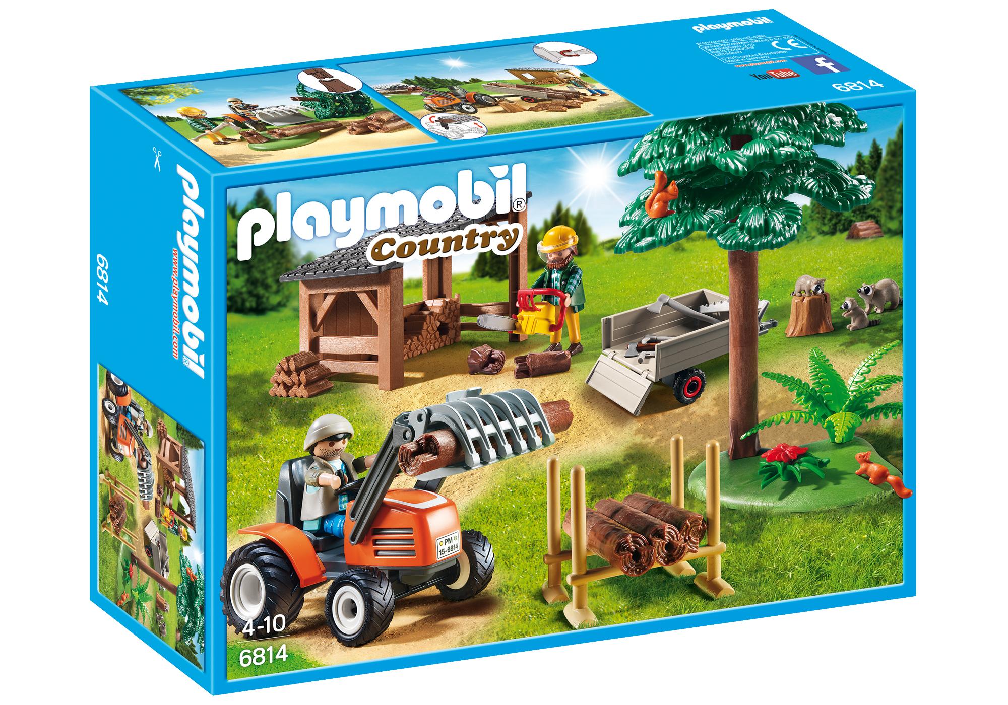 http://media.playmobil.com/i/playmobil/6814_product_box_front/Holzfäller mit Traktor