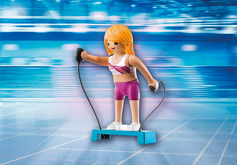 6827 Fitnesstrainerin detail image 1