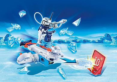 6833 Icebot με εκτοξευτή δίσκων