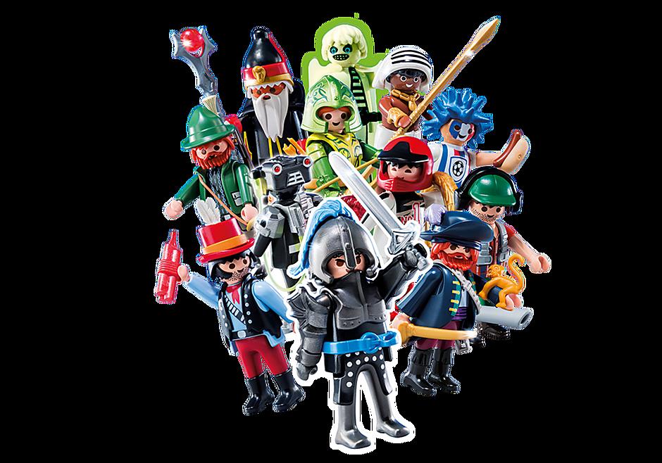 6840 PLAYMOBIL Figures Garçons - série 10 detail image 1