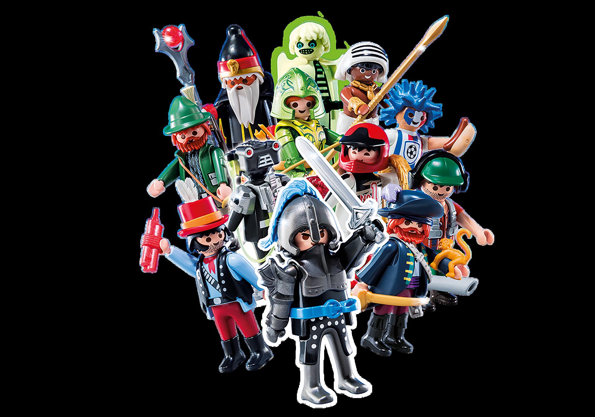 6840 PLAYMOBIL Figures Garçons - série 10 zoom image1