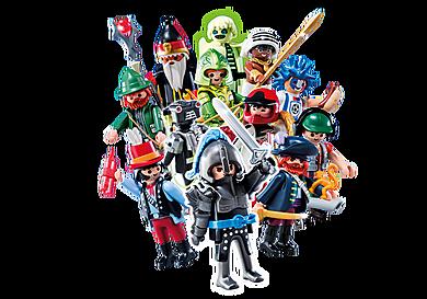 6840 PLAYMOBIL Figures Garçons - série 10
