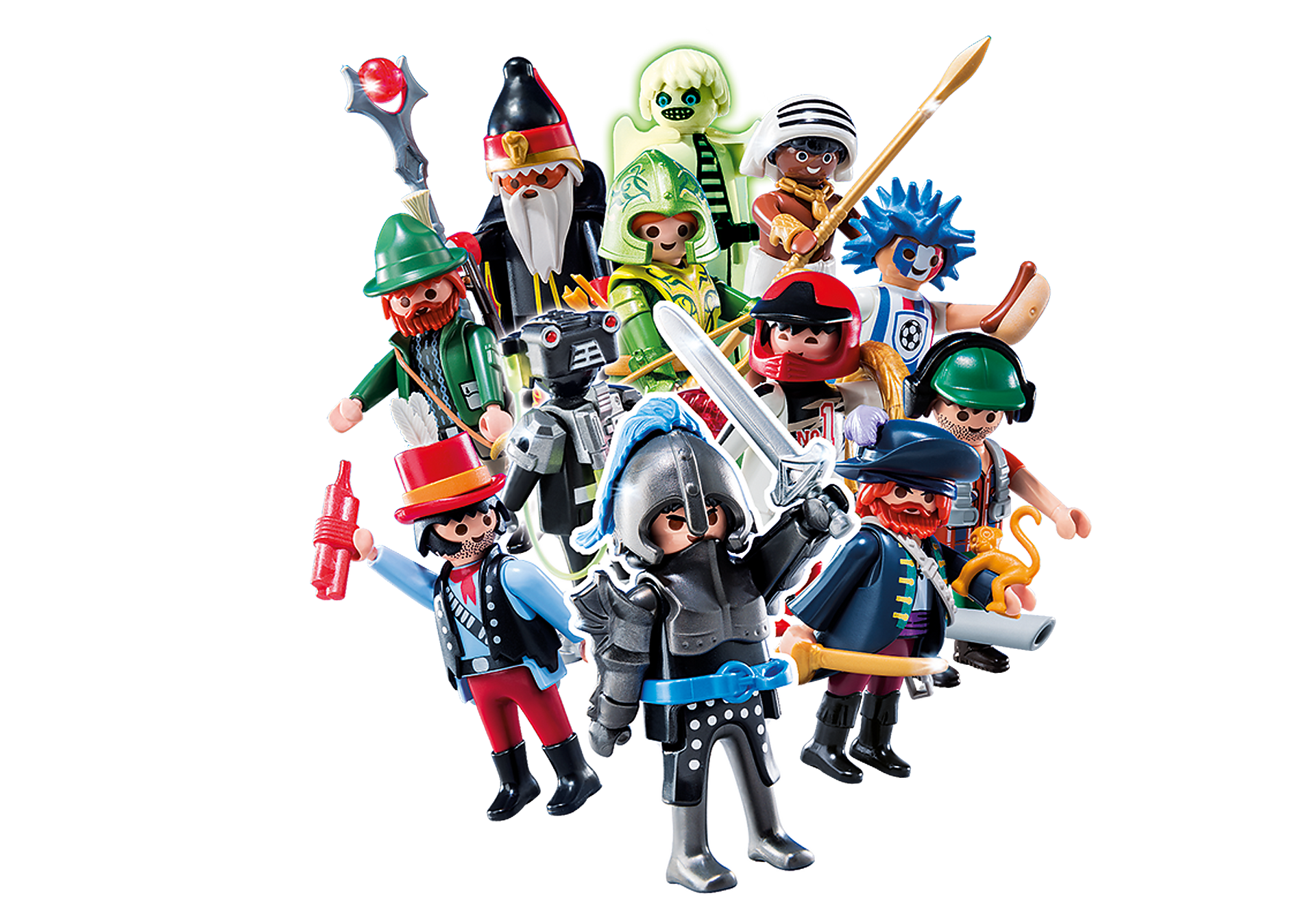6840 PLAYMOBIL-Figures Boys (Serie 10) zoom image1