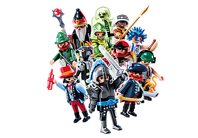 6840 PLAYMOBIL-Figures Boys (Serie 10)
