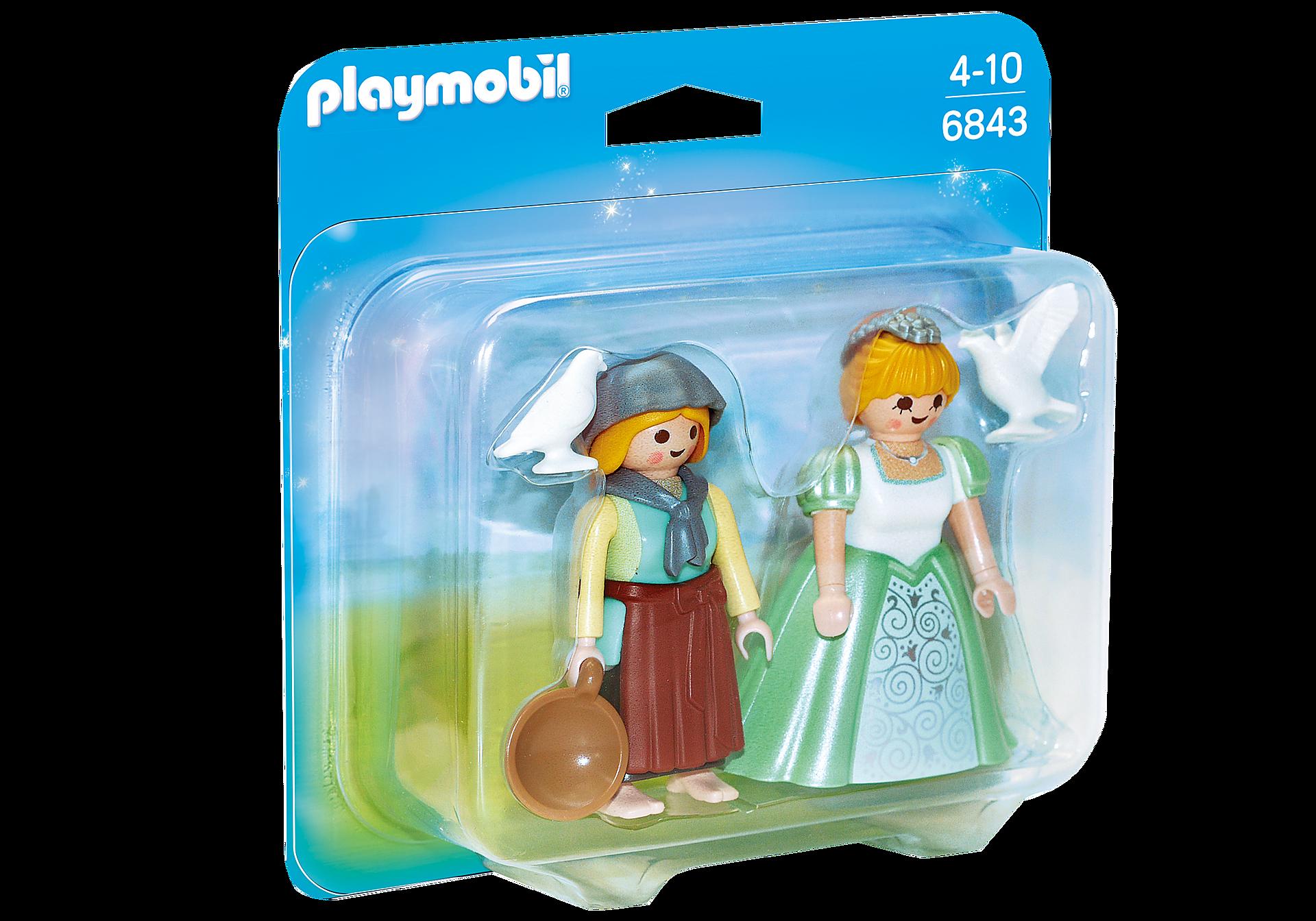 http://media.playmobil.com/i/playmobil/6843_product_box_front/ДУО: Принцесса и служанка