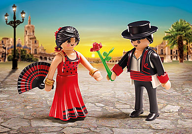 6845_product_detail/Flamenco Dancers Duo Pack