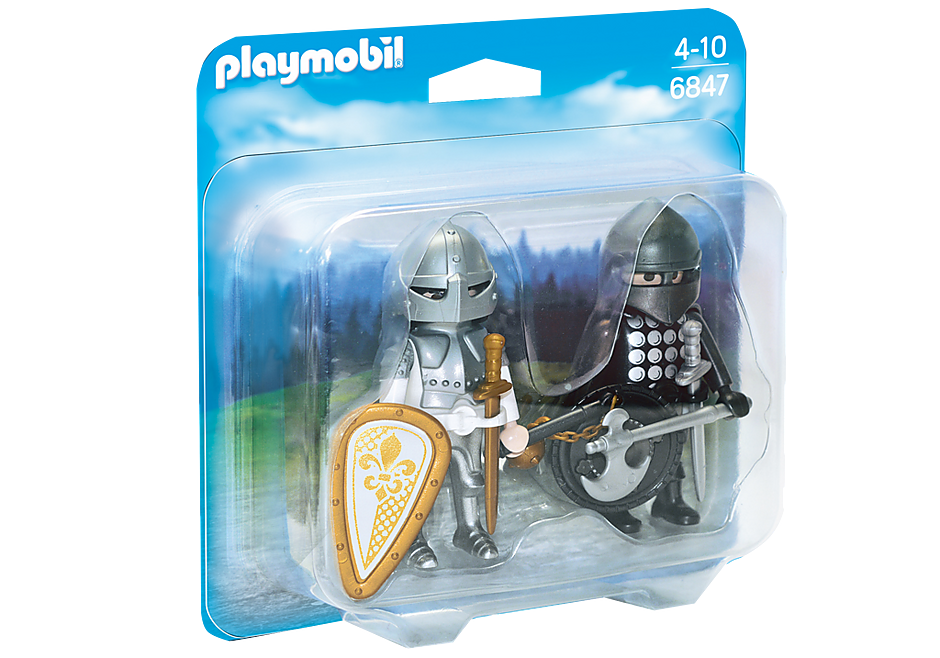 http://media.playmobil.com/i/playmobil/6847_product_box_front/Chevalier Noir et Chevalier d'Argent