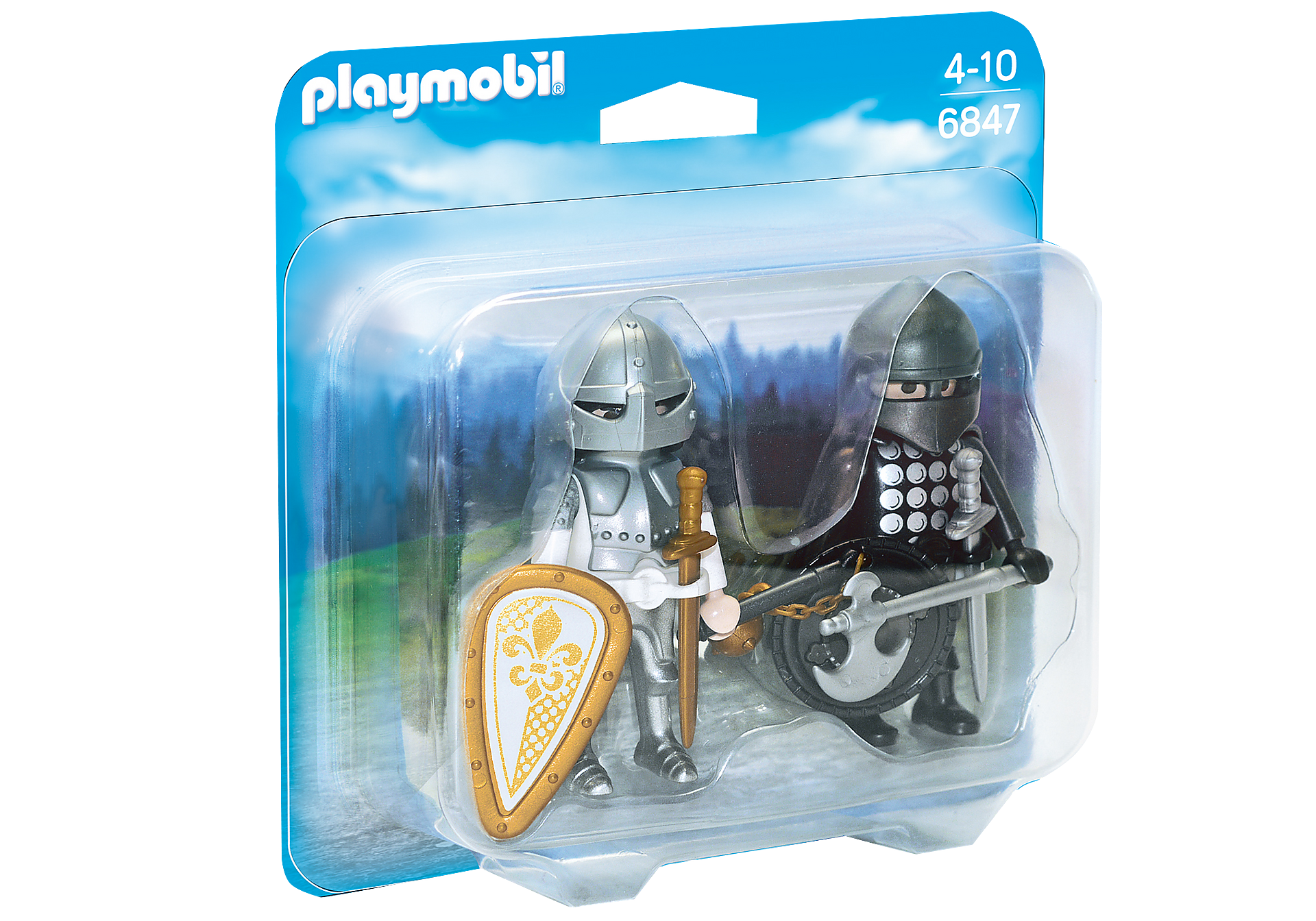 6847 Knights' Rivalry Duo Pack zoom image2