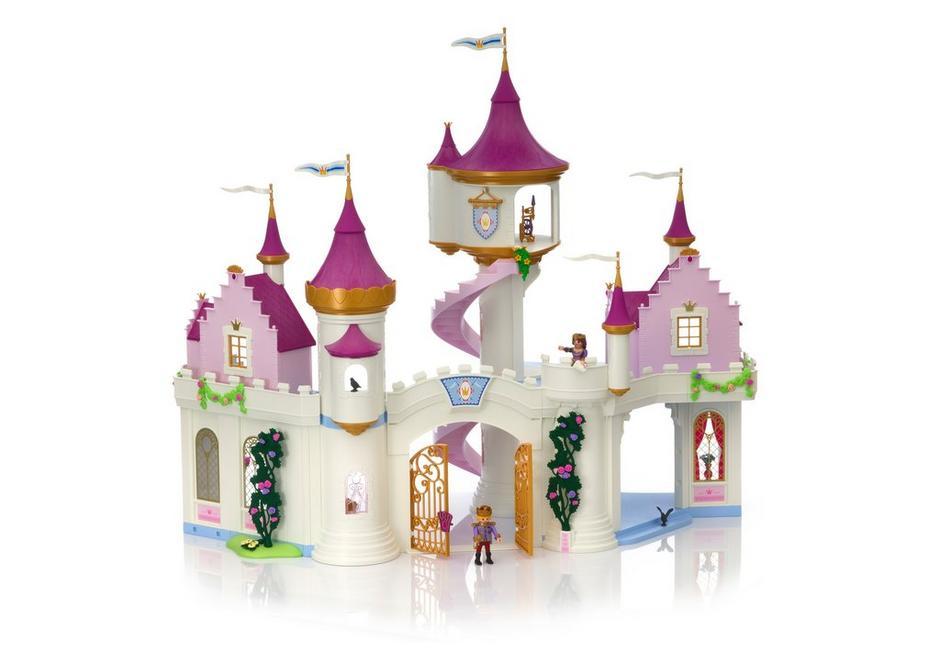 Grand château de princesse - 6848 - PLAYMOBIL® Canada