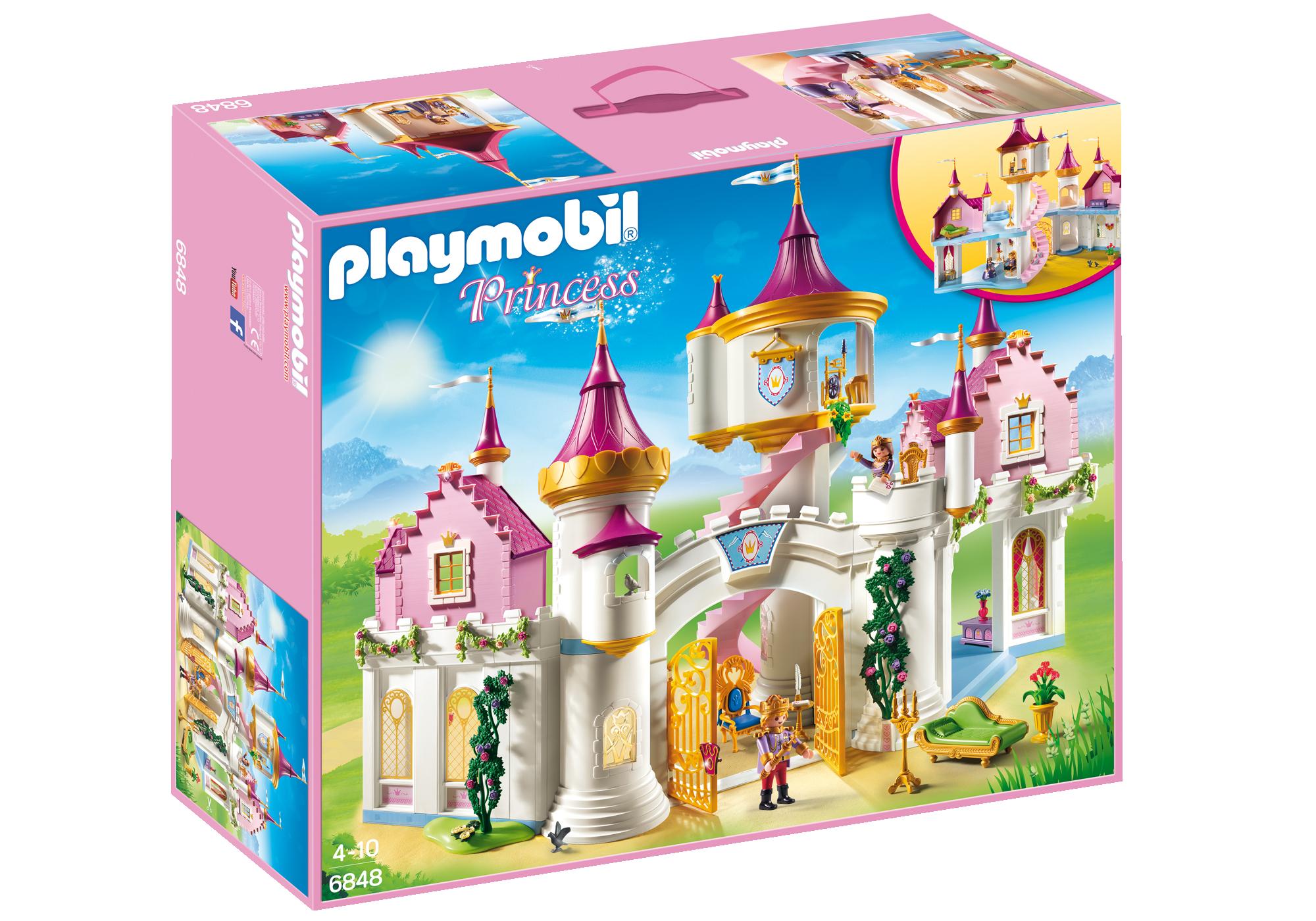 http://media.playmobil.com/i/playmobil/6848_product_box_front/Замок Принцессы: Большой Замок Принцессы