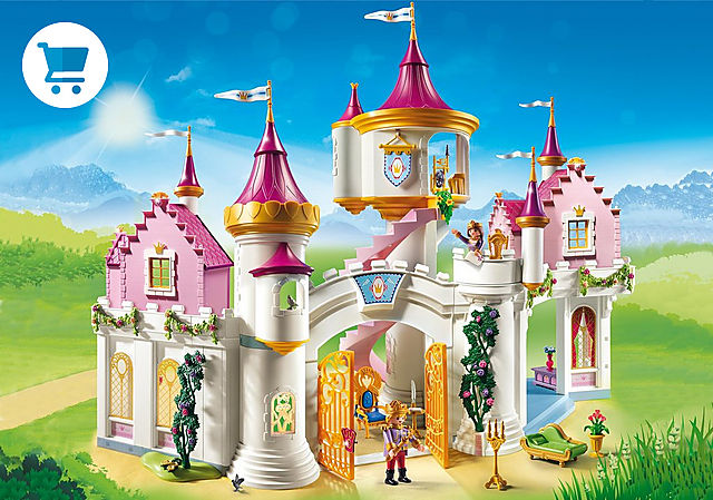 6848_product_detail/Grand Princess Castle